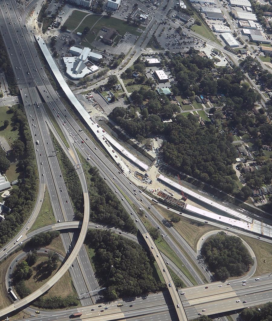 I-64/I-264 Interchange Improvements